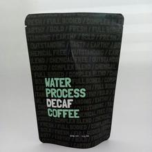 China for Supply Plastic Coffee Bag,Plastic Coffee Bag Packaging,Plastic Coffee Bag With Valve to Your Requirements Custom Design Aluminum Foil Stand Up Pouch supply to Japan Manufacturer