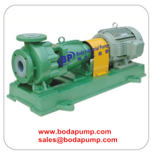 China Factories for Petrochemical Process Pump Chemical pump PTFE lined transfer sulfuric acid supply to United States Factories