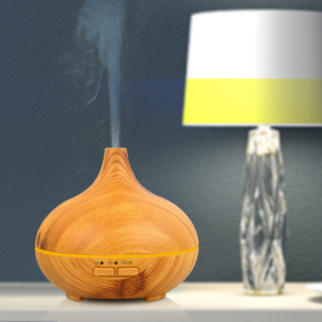 Wood Grain Usb Powered Travel Akupanga Humidifier