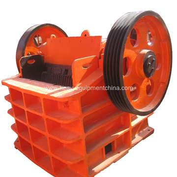Jaw Rock Crusher Stone Crushing And Screening Plant