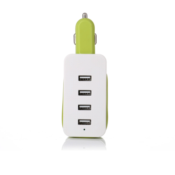 Hot Sale Multi-USB Portable Car Charger