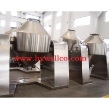 Double Conical Revolving Vacuum Dryer