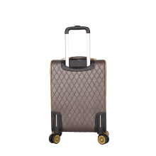 Factory selling for Fabric Luggage Bags New model 24 inch 4 wheel suitcases luggage supply to Congo Supplier