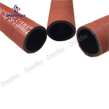 Discharge oil hose for petroleum industry