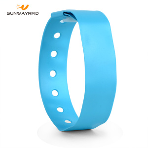 Cheap PriceList for Pvc Disposable RFID Wristbands Ultralight-C Disposable PVC RFID Wristband supply to Congo Manufacturers
