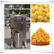 Hot air popcorn machine commercial and industrial