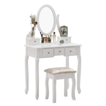 Simple Modern dressing table mirror