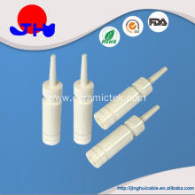 Top for High Precision Structural Ceramic Component Ceramic nozzle for textile machinery supply to Spain Supplier