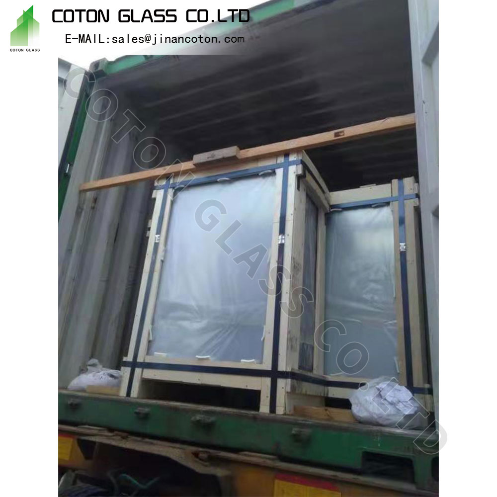 Tempered Float Glass