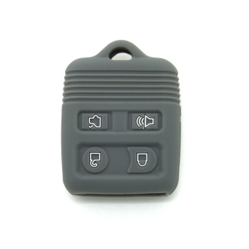 Customized for Ford Key Cover Ford silicone car key covers with 4 buttons supply to United States Exporter