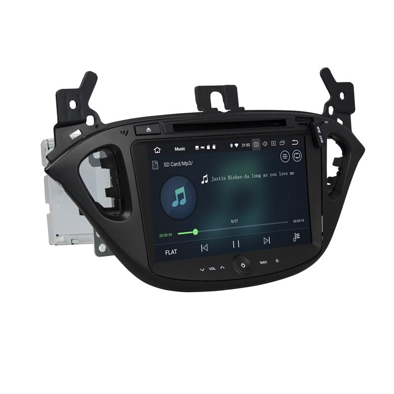 Corsa android 8.0 head unit (3)