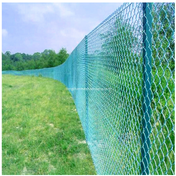 PVC Coated Chain Link Mesh Netting