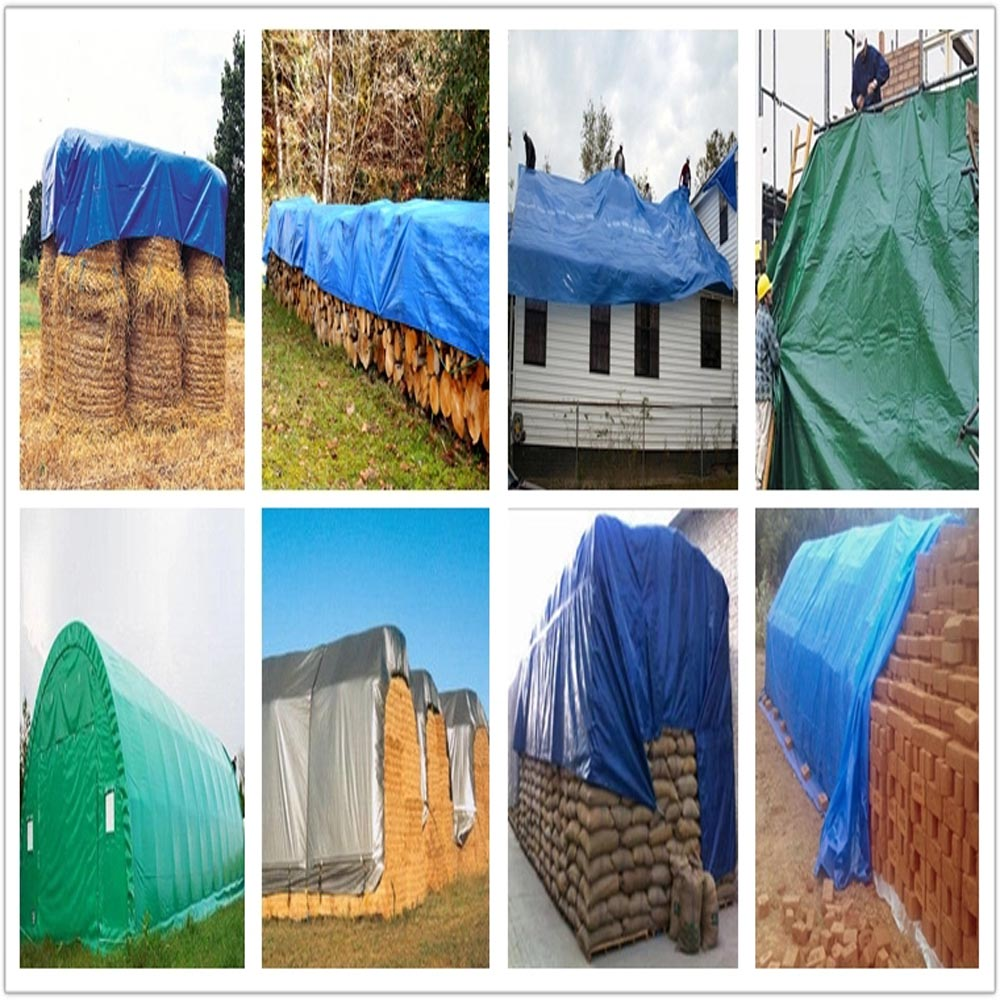 Tarpaulin usages