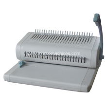 Customized for Supply Plastic Comb Binding Machine, Manual Comb Binding Machine, Electric/Wire Comb Binding Machine in China ZX-3688 Comb Binding Machine export to Greenland Wholesale