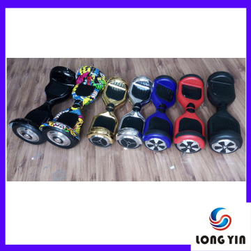 500W 6.5Inch Two Wheels Bluetooth Hoverboard For Sale