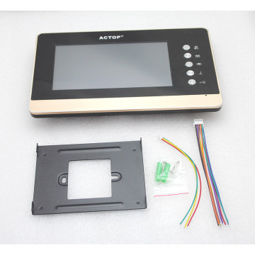 7 inch Apartment IP Wired Video Door Phone