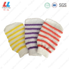 Saucy foam gradient gloves bathing style