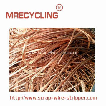 cable stripping aparato