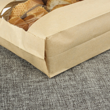 bread packing paper bag