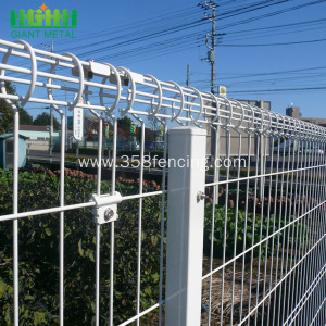High Quality Galvanized BRC Fence Double Circle Fence