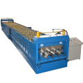 Steel Floor Decking Sheet Roll Forming Machine