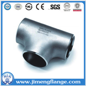 ASME 16.9 304L STAINLESS STEEL REDUCING/EQUAL tee