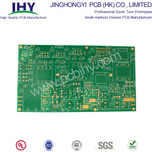 OEM for Rigid Circuit Board ENIG FR4 1.6mm Green Rigid PCB supply to Spain Suppliers