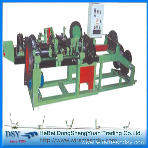 New Type Barbed Wire Machine