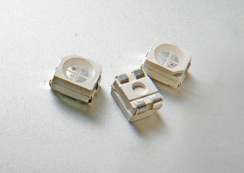 Green Chip 1210 SMD LED Components