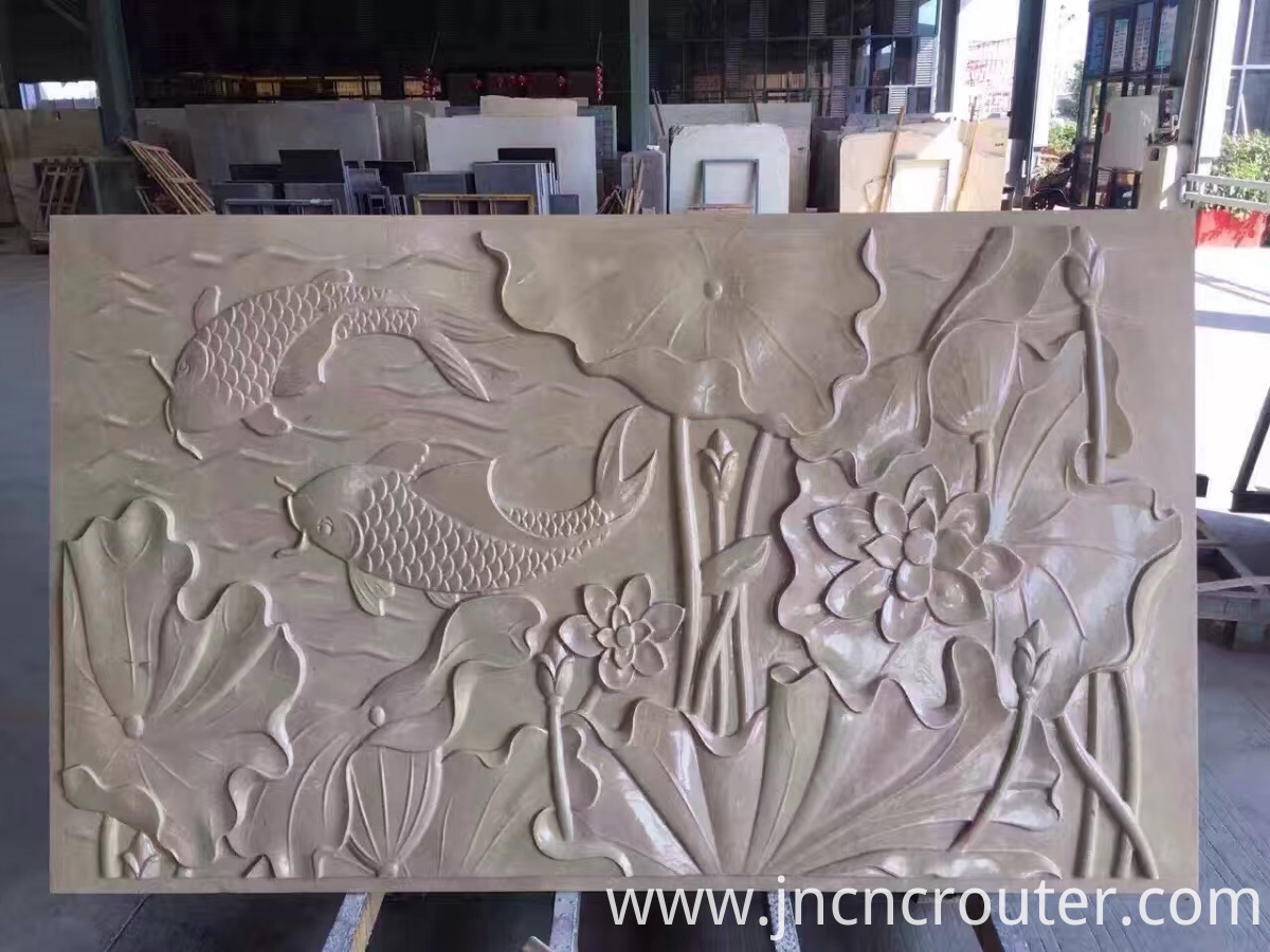 cnc carving machine for stone