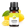 100% pure natural lemon essential oil for skin