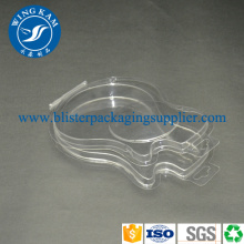 Gloves Clamshell Packaging Clear Plastic