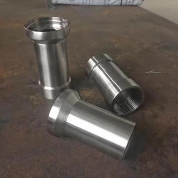 Machining Steel Copper Brass Carbon Holes Bushing