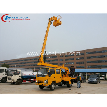 Guaranteed 100% ISUZU 12m Truck Mounted Aerial Lift