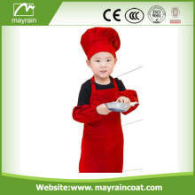 Unisex Children Painting Playing Multi Colors Apron