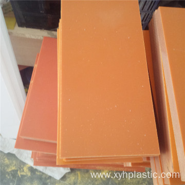 4ftx8ft Orange Bakelite Block