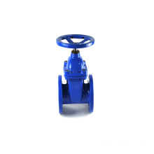 Good quality cast steel pressure seal 200wog rising spindle gate valve dn40