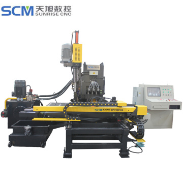Automatic Ball Move Feeding CNC Punching Machine