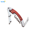 Classic Rose Wood Handle Wine Opener Corkscrew