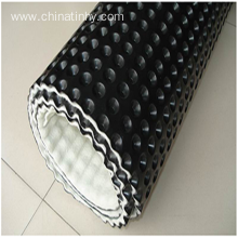 Goods high definition for Drainage Sheet With Geotextile Composite drainage board with filament geotextile supply to United States Importers