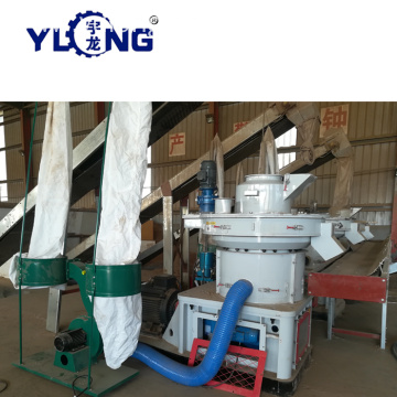 Yulong Xgj560 Latest Straw Pellet Machine