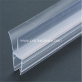 PVC shower glass door waterproof stripping