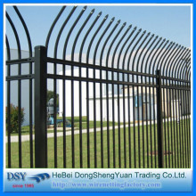 Rapid Delivery for for New Type Barrier Good Quality Color Wrought Iron Fence supply to Uganda Importers