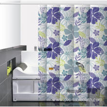 Waterproof Bathroom printed Shower Curtain Inspiration