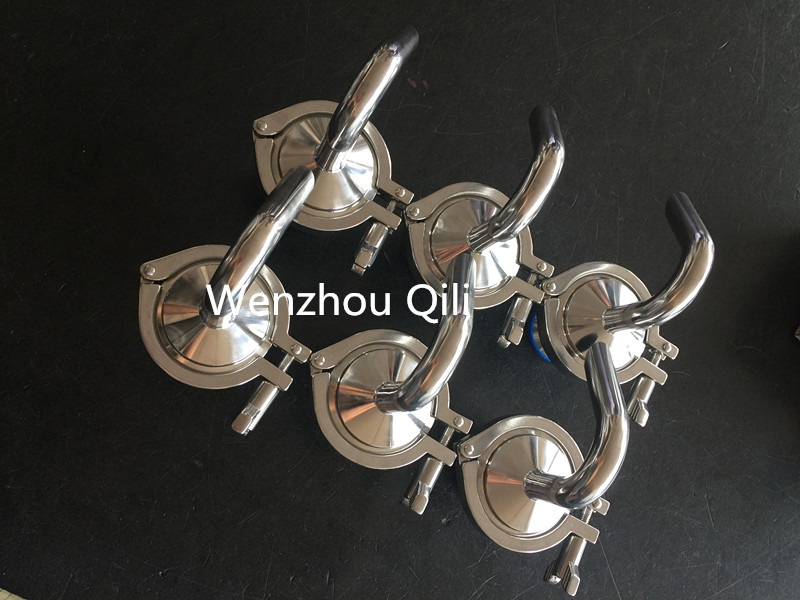 Sanitary Stainless Steel Nonstandard Air Release Valve