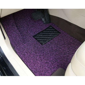 Anti-slip car mats custom material foot mat