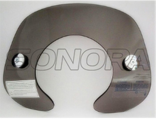 PIAGGIO VESPA LXV150 Windshield Aleck Material High Quality