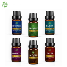 Certified 100% Stress Relief Blend Organic Blend Oil