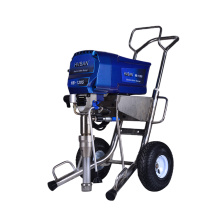 air operate paint sprayer vs airless paint sprayer