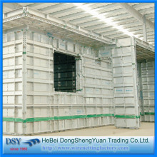 6061-T6 Aluminum Concrete Formwork Panel for Sale